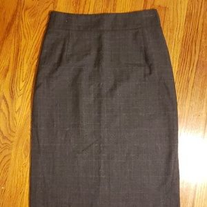 Theory skirt size 2